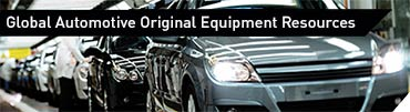 Global Automotive Original Equipment Resources